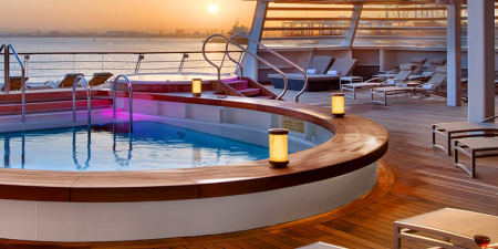 Cruise: De Seabourn Ovation