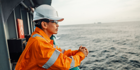 Safeguarding the mental wellbeing of seafarers as they travel