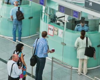 Visa and passport management