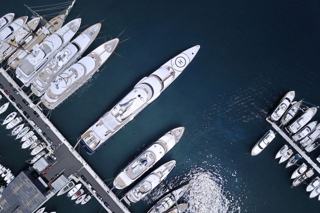 Access yacht logistics expertise around the world and around the clock