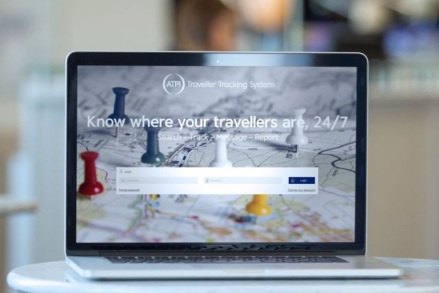 A traveller tracking tool containing everything you need to keep your travellers safe and secure as they do what they do best