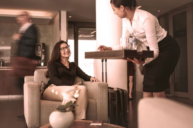 Enjoy the very best bits of travelling, while our team of specialists handle everything else