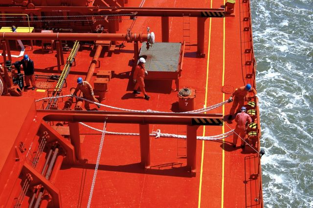 Greater visibility of your crew and offshore personnel as they travel