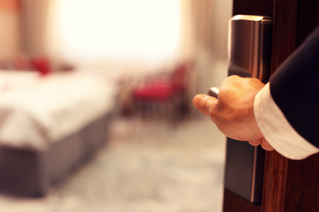 Hotel cleanliness and safety protocols