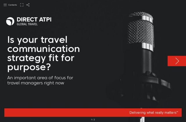 Is your travel communication strategy fit for purpose?