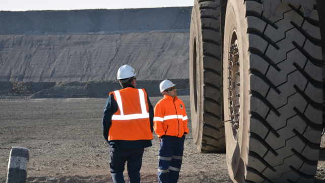 Procurement specialists who have an in-depth understanding of what it means to be in the mining sector