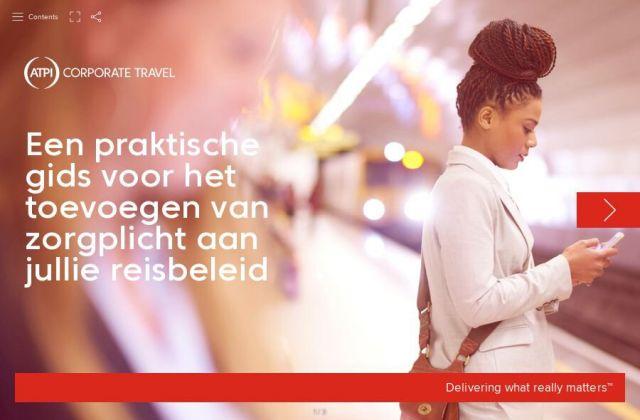 Een praktische gids voor het toevoegen van zorgplicht aan jullie reisbeleid