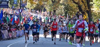 Fly & Run voor de New York Marathon 2019