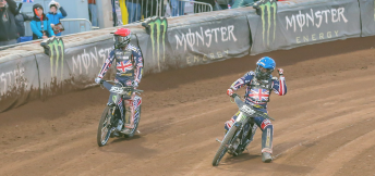 Providing  stress-free global travel to world tournaments: GB Speedway Team