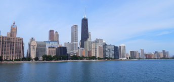 Visiting Chicago with United Airlines