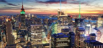 De TCS New York City Marathon map