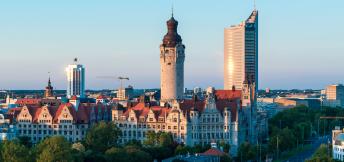 Zakenreis naar Leipzig