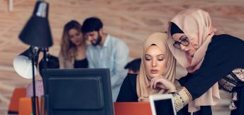 Zakelijke dresscode in moslimlanden