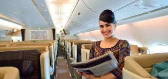 Safe and flexible travel with Singapore Airlines