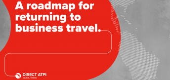 Direct ATPI Business Travel Show - map your return to corporate travel